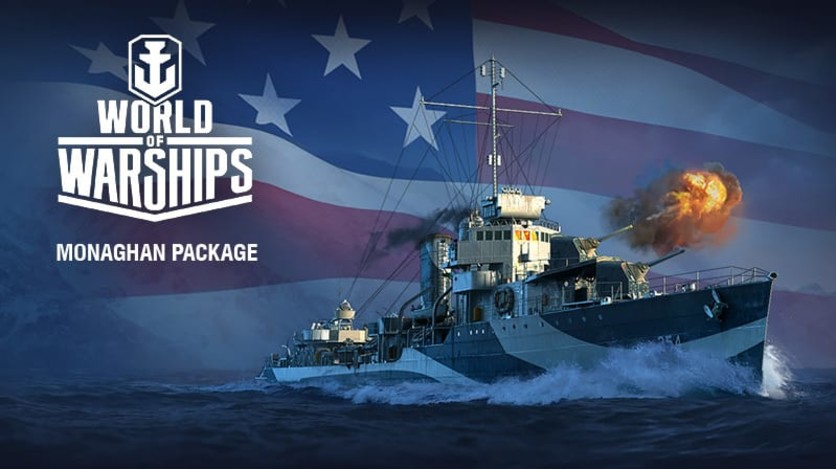 Screenshot 2 - World of Warships - Bonus Codes - Mohaghan Package