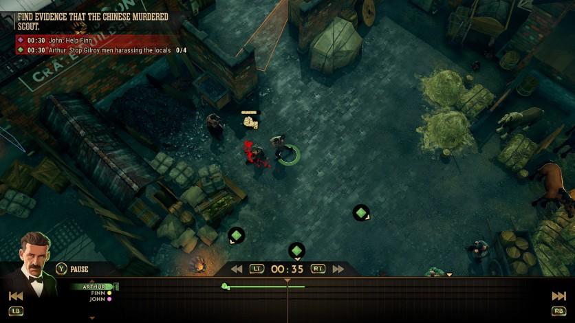 Screenshot 13 - Peaky Blinders: Mastermind