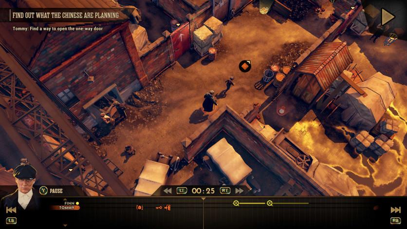 Screenshot 5 - Peaky Blinders: Mastermind