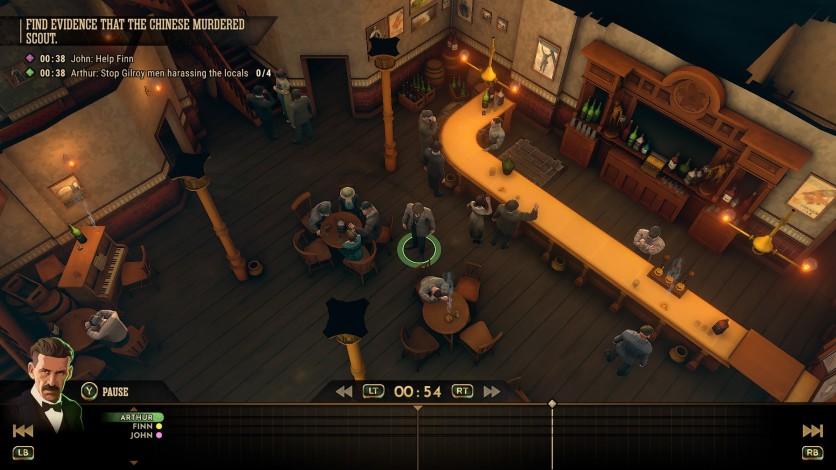 Screenshot 10 - Peaky Blinders: Mastermind