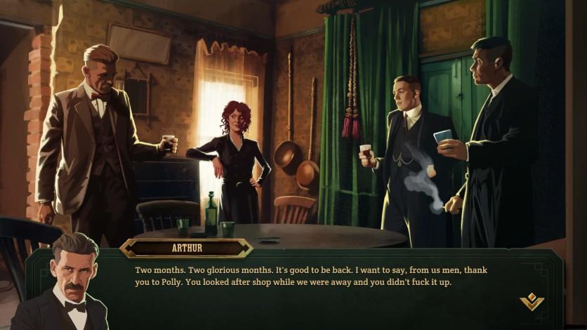 Screenshot 6 - Peaky Blinders: Mastermind