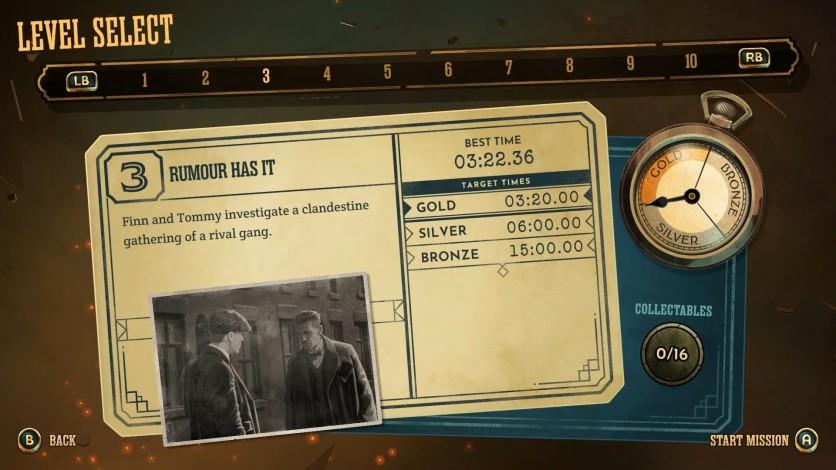Screenshot 11 - Peaky Blinders: Mastermind