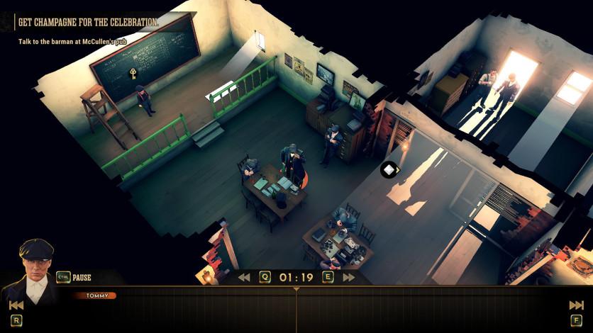 Screenshot 9 - Peaky Blinders: Mastermind