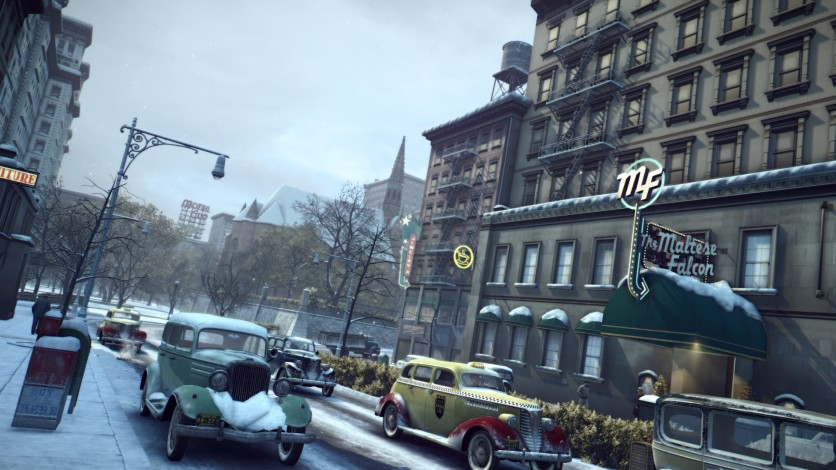 Screenshot 9 - Mafia II: Definitive Edition