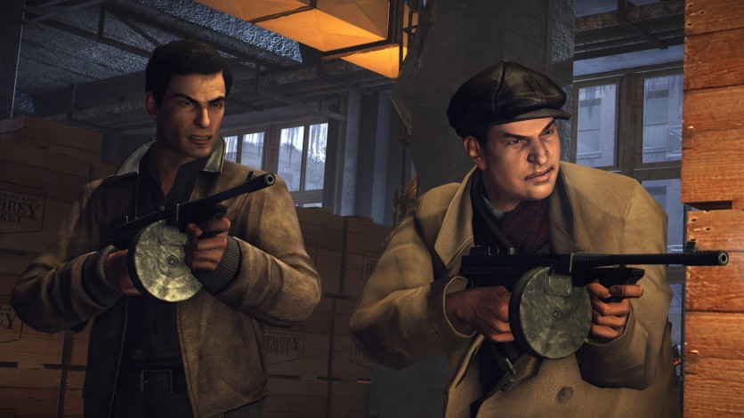 Screenshot 4 - Mafia II: Definitive Edition