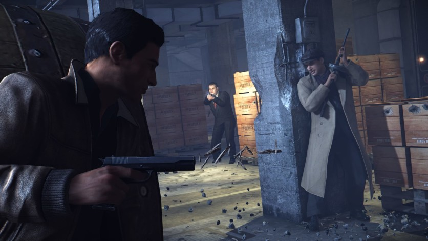 Screenshot 7 - Mafia II: Definitive Edition