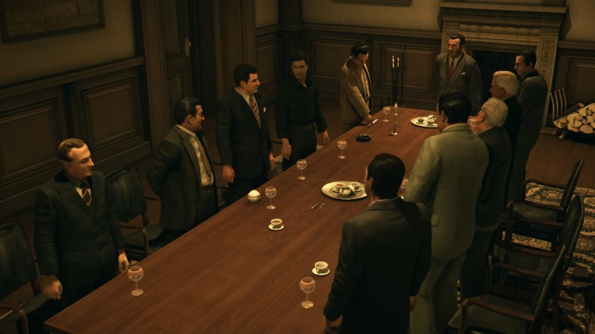 Screenshot 2 - Mafia II: Definitive Edition