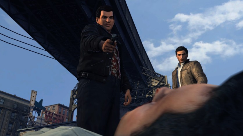 Screenshot 11 - Mafia II: Definitive Edition