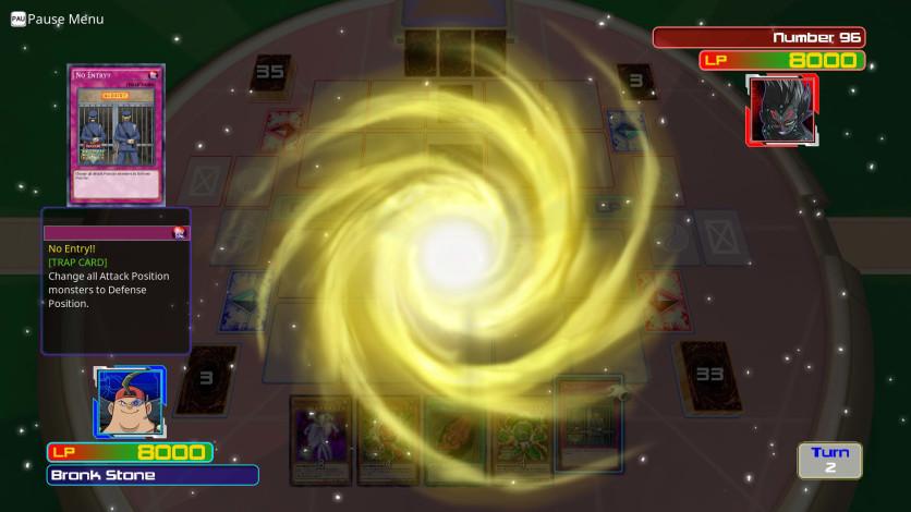 Screenshot 4 - Yu-Gi-Oh! Dark Mist Saga