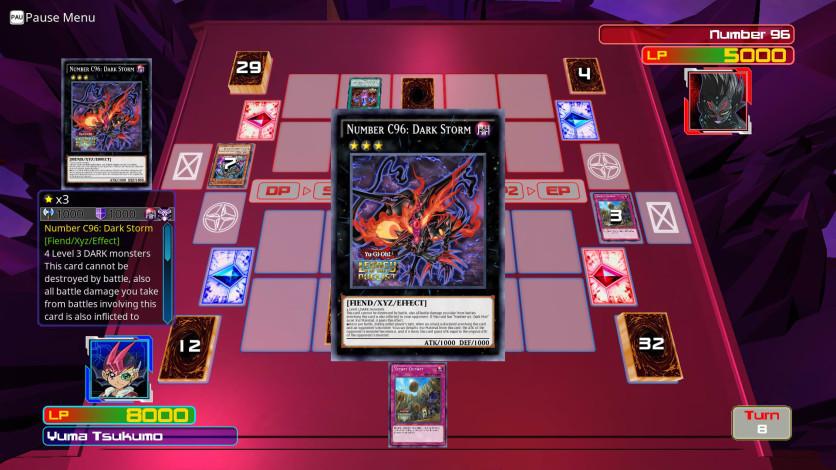 Screenshot 2 - Yu-Gi-Oh! Dark Mist Saga