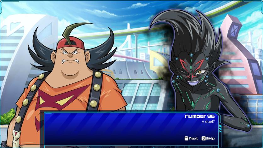 Screenshot 3 - Yu-Gi-Oh! Dark Mist Saga