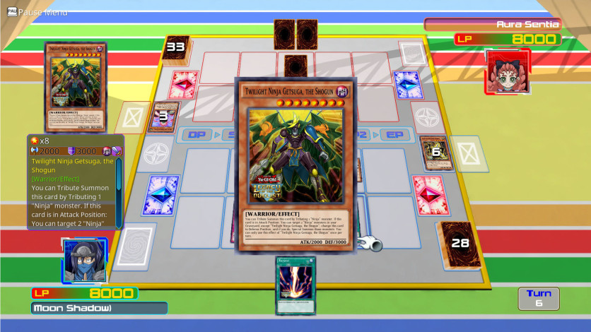Screenshot 4 - Yu-Gi-Oh! ARC-V: ARC League Championship
