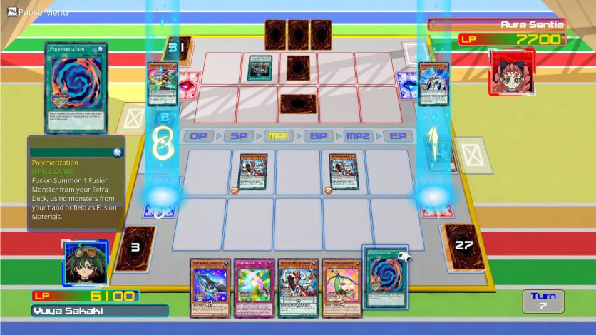 Screenshot 3 - Yu-Gi-Oh! ARC-V: ARC League Championship
