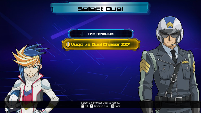 Screenshot 3 - Yu-Gi-Oh! ARC-V: Yugo's Synchro Dimension