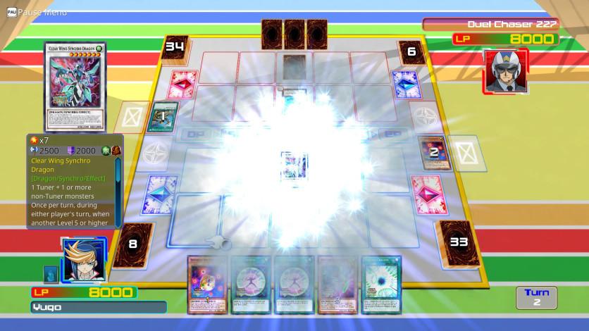 Screenshot 4 - Yu-Gi-Oh! ARC-V: Yugo's Synchro Dimension