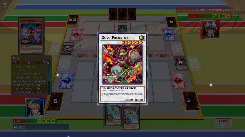 Screenshot 2 - Yu-Gi-Oh! ARC-V: Yugo's Synchro Dimension