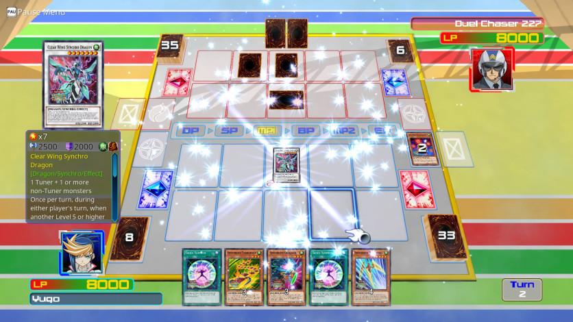 Screenshot 5 - Yu-Gi-Oh! ARC-V: Yugo's Synchro Dimension