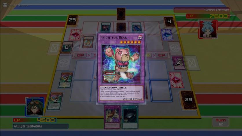Screenshot 3 - Yu-Gi-Oh! ARC-V Sora and Dipper