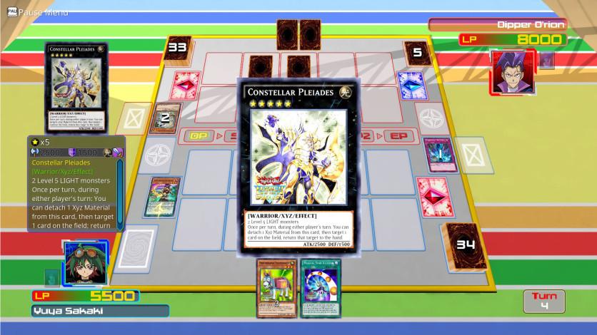 Screenshot 1 - Yu-Gi-Oh! ARC-V Sora and Dipper