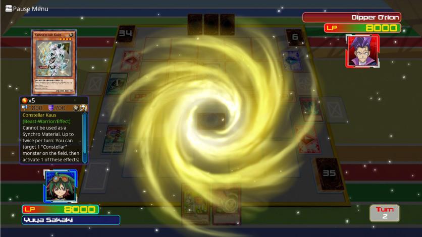 Screenshot 5 - Yu-Gi-Oh! ARC-V Sora and Dipper