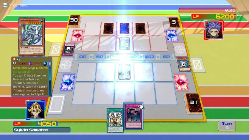 Screenshot 2 - Yu-Gi-Oh! ARC-V Yuto v. Sylvio