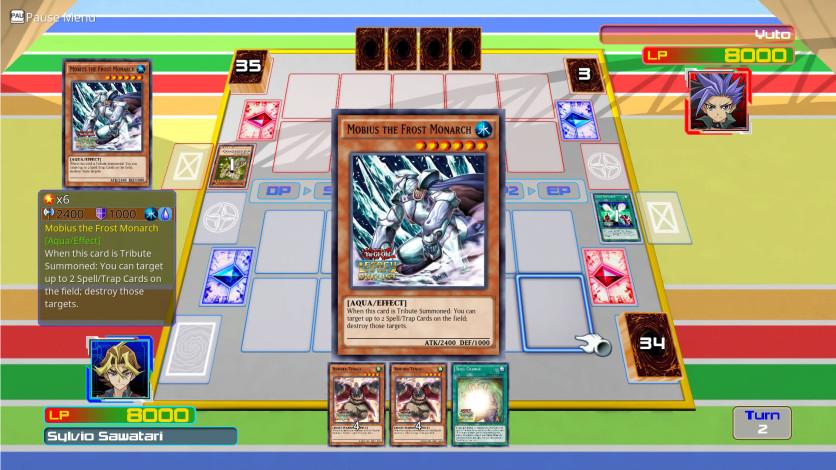 Screenshot 1 - Yu-Gi-Oh! ARC-V Yuto v. Sylvio
