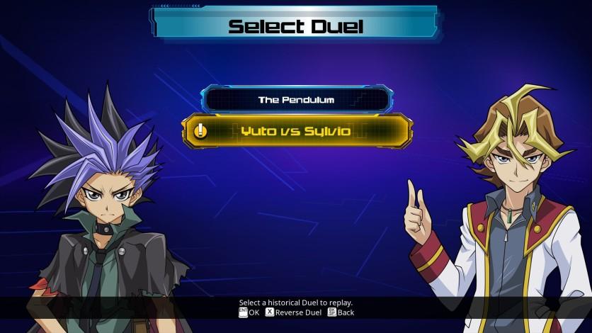 Screenshot 5 - Yu-Gi-Oh! ARC-V Yuto v. Sylvio