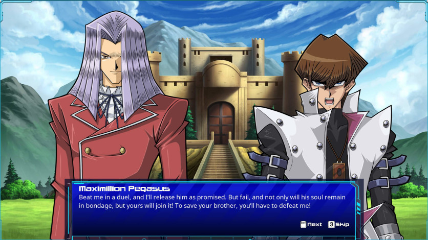 Screenshot 3 - Yu-Gi-Oh! Duelist Kingdom