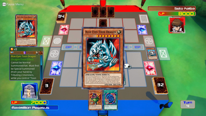 Screenshot 5 - Yu-Gi-Oh! Duelist Kingdom