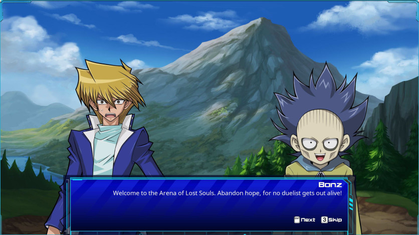 Screenshot 4 - Yu-Gi-Oh! Duelist Kingdom