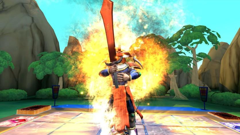 Screenshot 2 - Yu-Gi-Oh! Duelist Kingdom