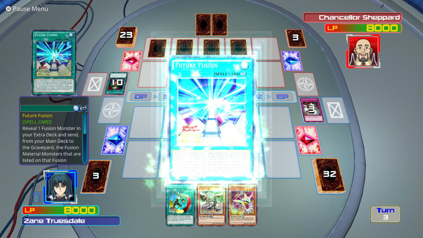 Screenshot 5 - Yu-Gi-Oh! GX: Leaders