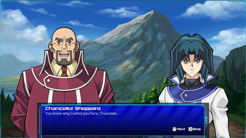 Screenshot 3 - Yu-Gi-Oh! GX: Leaders