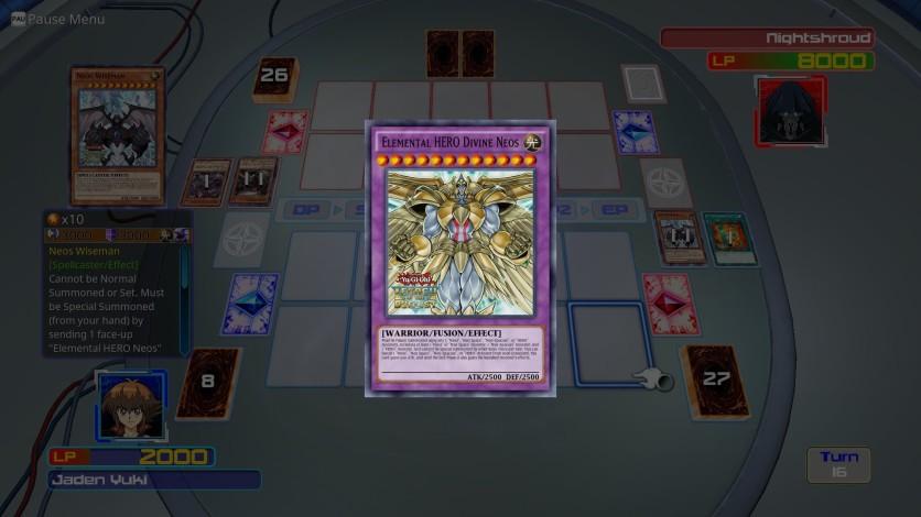 Screenshot 2 - Yu-Gi-Oh! GX Lost Duels