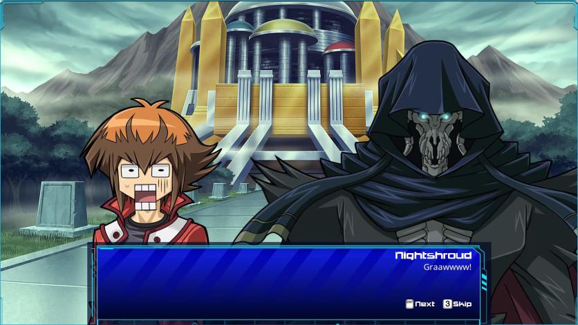 Screenshot 3 - Yu-Gi-Oh! GX Lost Duels