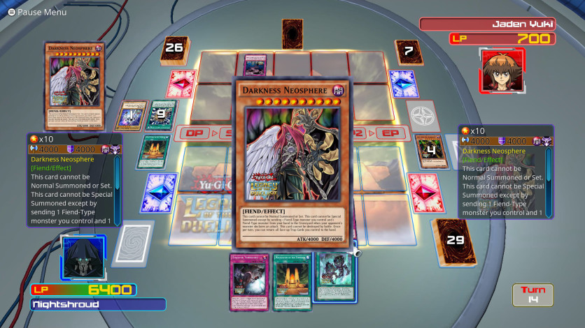 Screenshot 4 - Yu-Gi-Oh! GX Lost Duels