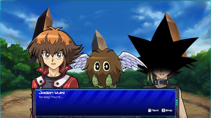 Screenshot 5 - Yu-Gi-Oh! GX Lost Duels