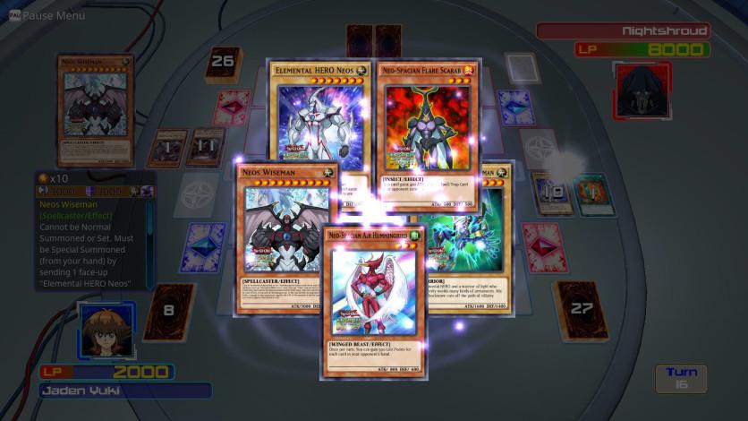 Screenshot 1 - Yu-Gi-Oh! GX Lost Duels