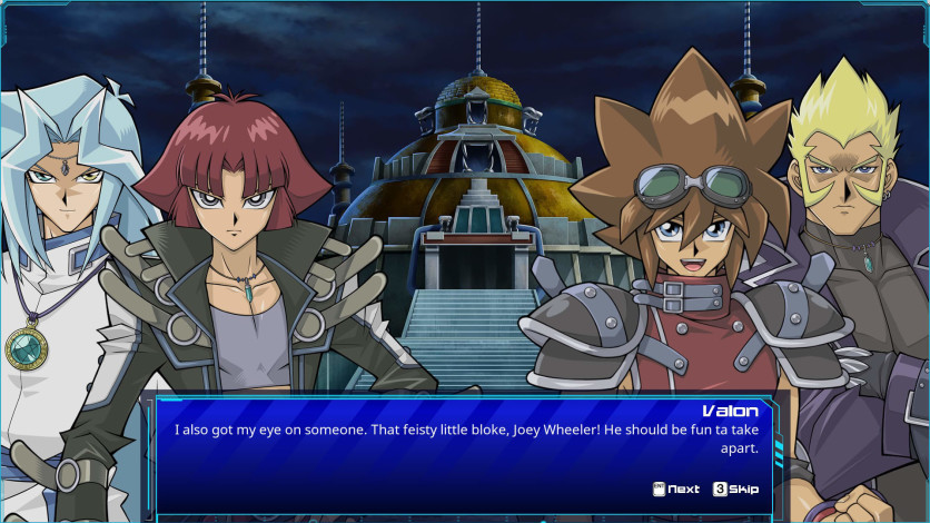 Screenshot 2 - Yu-Gi-Oh! Waking the Dragons: Joey's Journey