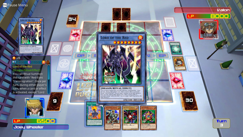 Screenshot 5 - Yu-Gi-Oh! Waking the Dragons: Joey's Journey
