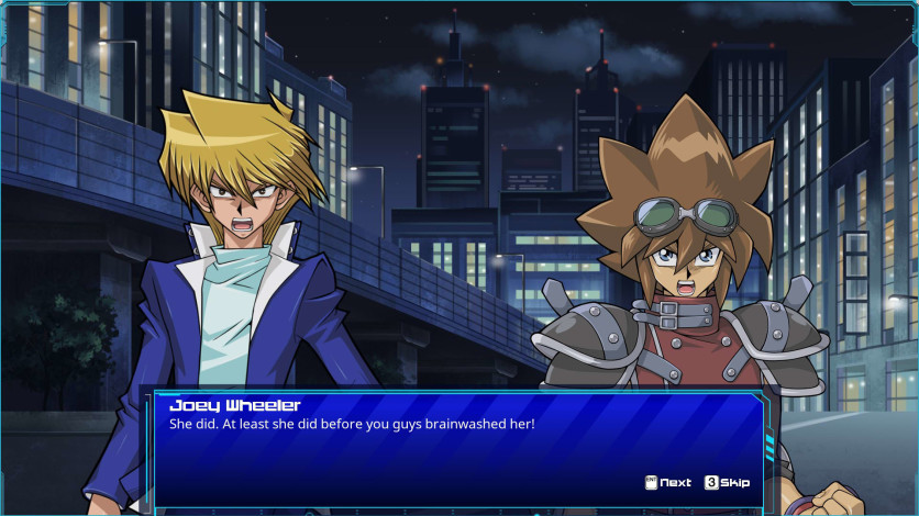 Screenshot 4 - Yu-Gi-Oh! Waking the Dragons: Joey's Journey