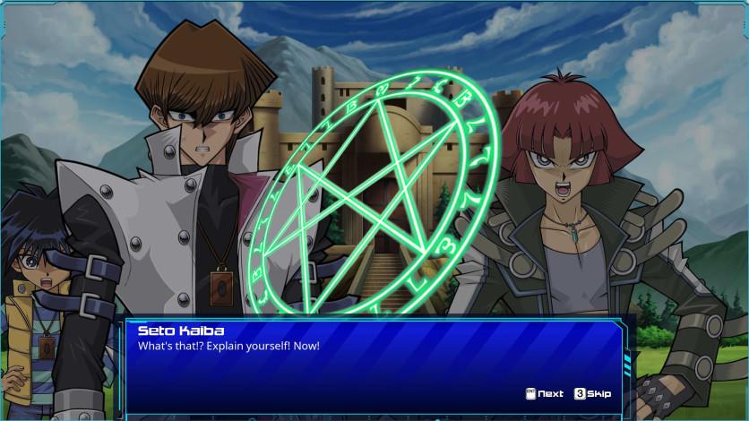 Screenshot 5 - Yu-Gi-Oh! Waking the Dragons Yugi's Journey