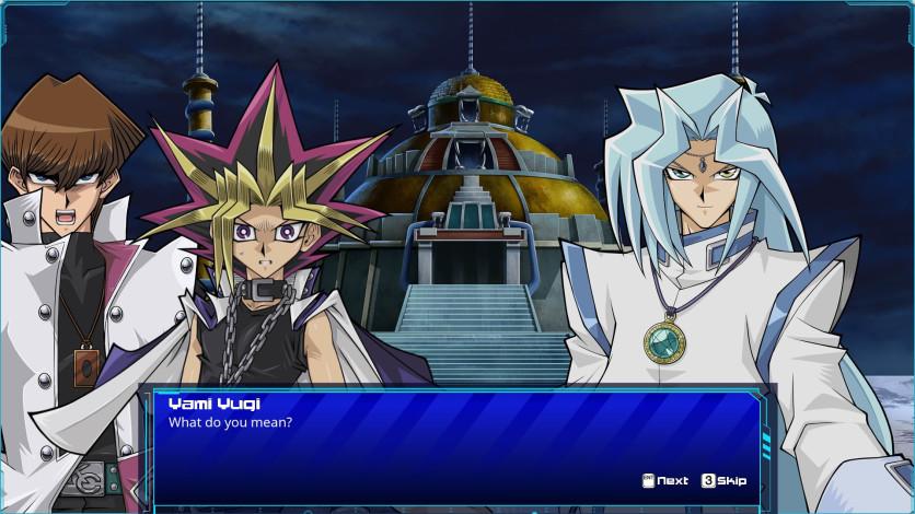 Screenshot 1 - Yu-Gi-Oh! Waking the Dragons Yugi's Journey