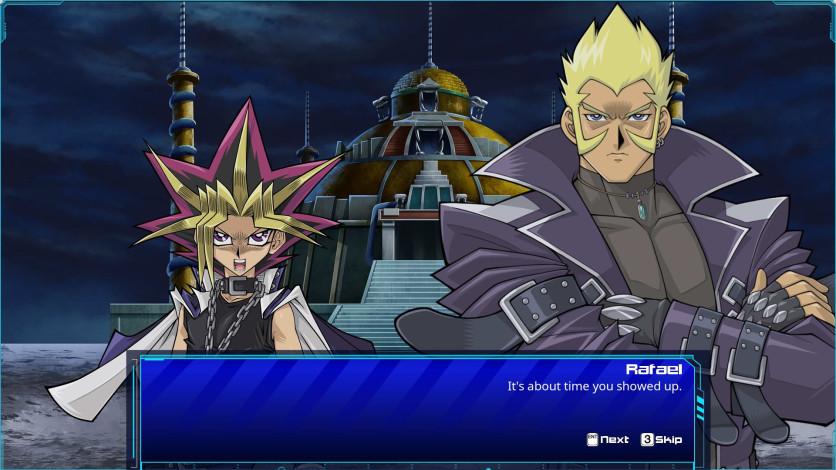 Screenshot 4 - Yu-Gi-Oh! Waking the Dragons Yugi's Journey