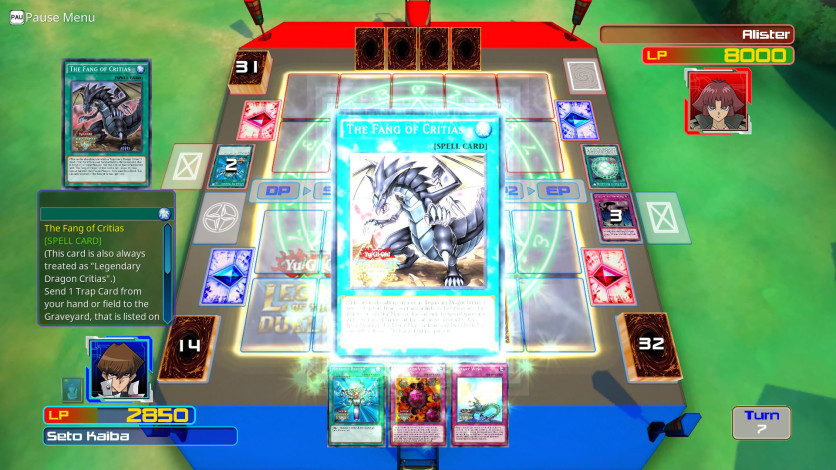 Screenshot 3 - Yu-Gi-Oh! Waking the Dragons Yugi's Journey
