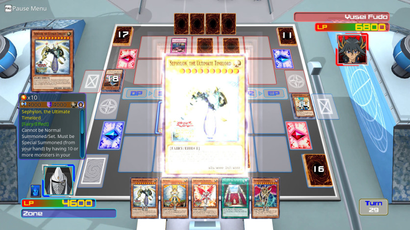 Screenshot 2 - Yu-Gi-Oh! 5D's For the Future