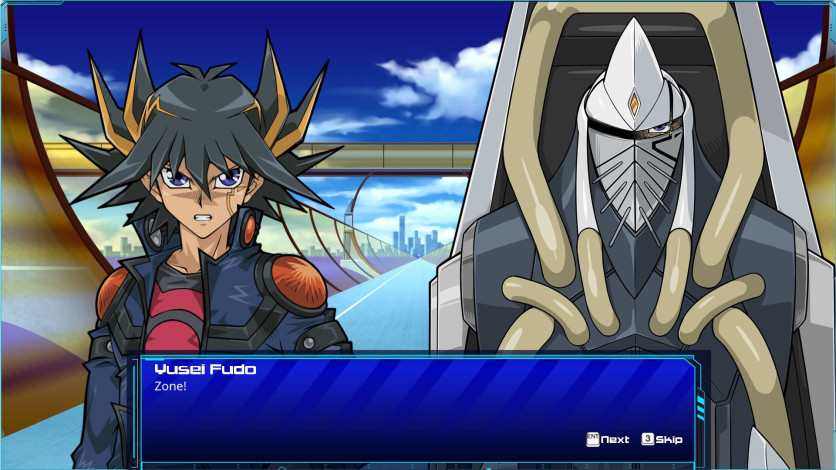 Screenshot 5 - Yu-Gi-Oh! 5D's For the Future