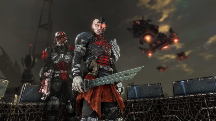 Screenshot 4 - Defiance 2050