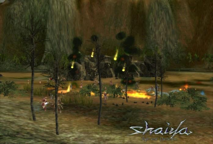 Screenshot 8 - Shaiya