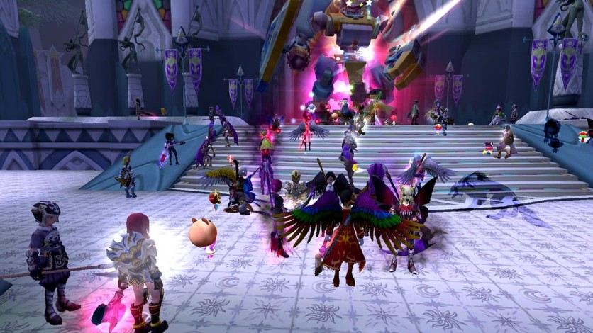 Screenshot 2 - Grand Fantasia